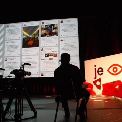 Je vois Mtl Social Wall - Questology