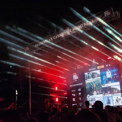 Festival Mode Design Social Wall - Questology
