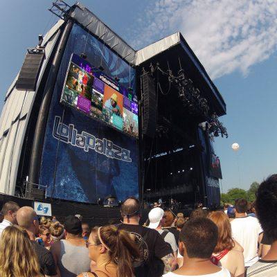 Outdoor Event Screen